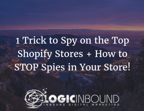1 Trick to Spy on the Top Shopify Stores + How to STOP Spies in Your Store!