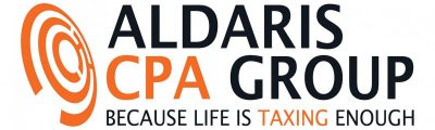 Aldaris CPA Group Logo