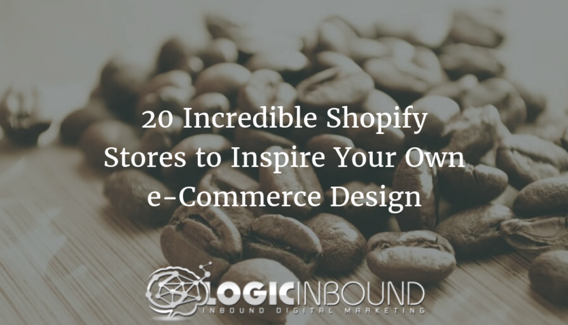 20 Incredible Shopify Stores to Inspire Your Own e-Commerce Design