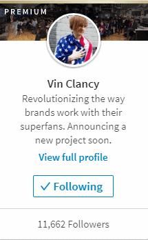 Vin Clancy