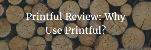 Printful Review Header