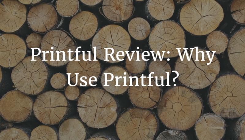 Printful Review Header