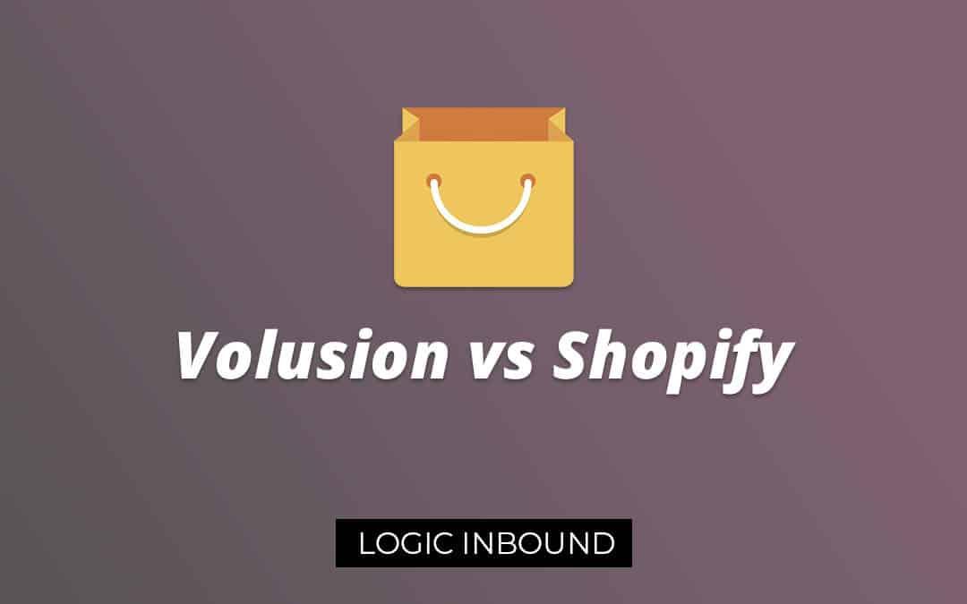 Volusion vs Shopify – Picking the Right Ecommerce Platform