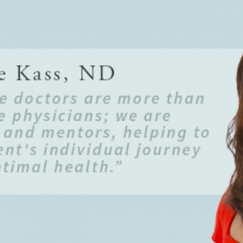Dr Kate Kass Case Study