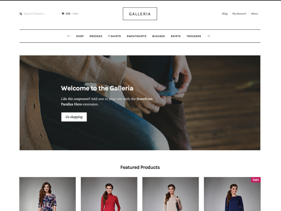 Best WooCommerce Themes in 2018 - The #1 Guide | Logic Inbound