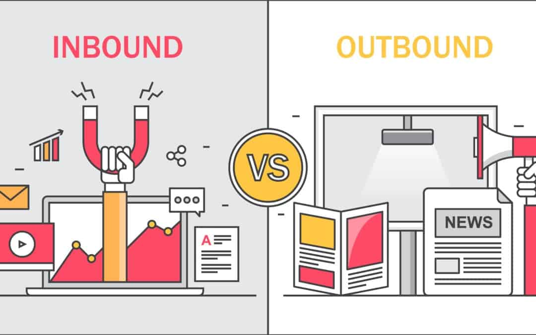 Inbound Marking vs Outbound Marketing
