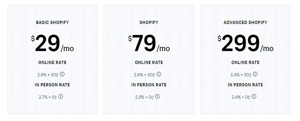 Basic Shopify