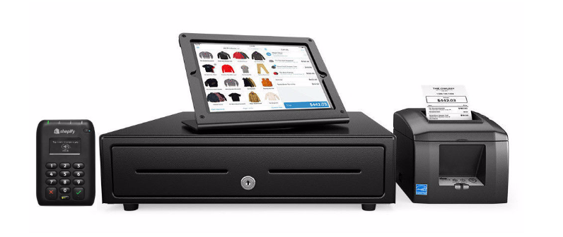 Official Shopify POS Hardware Pricing