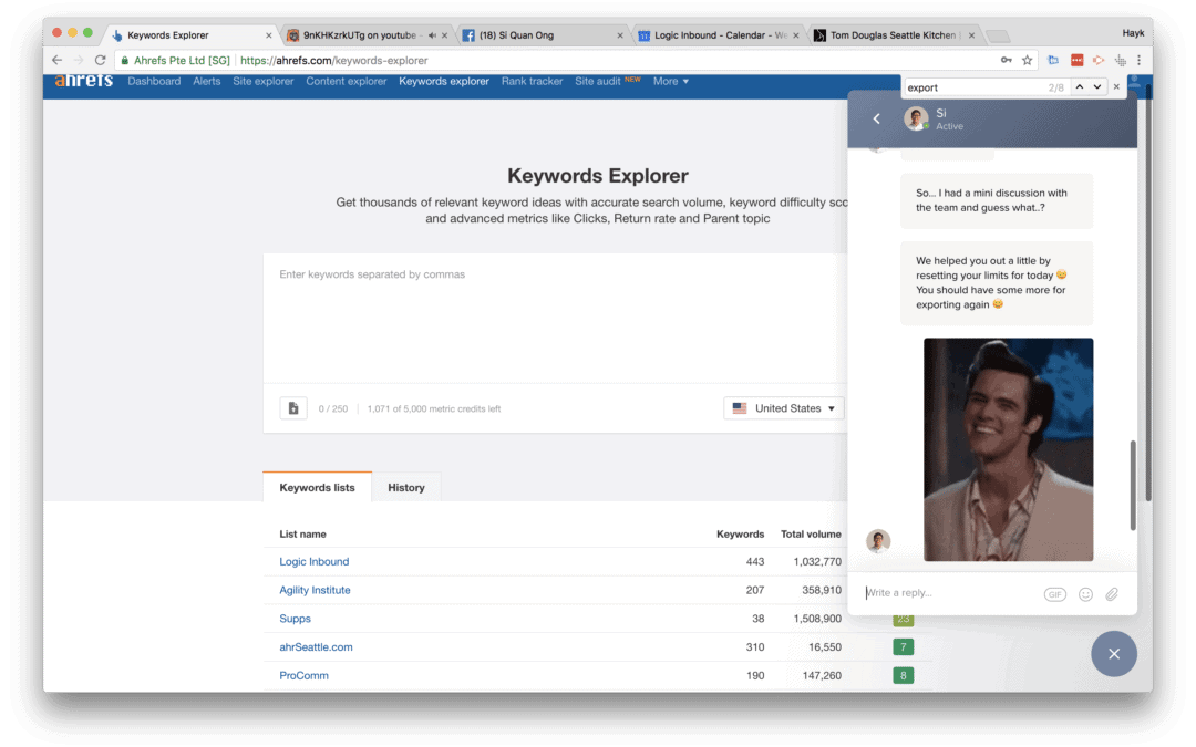 Which Keyword Research Tool Has The Best Customer Service?