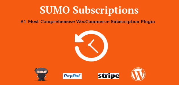sumo subscriptions