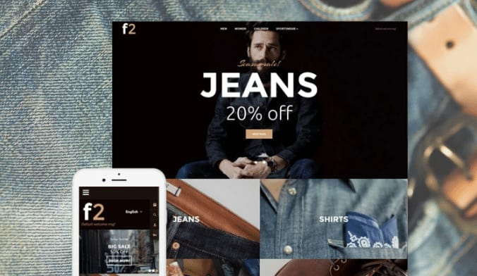 Magento Themes for Fashion