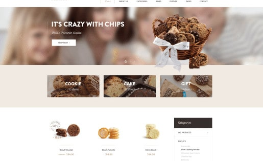magento themes for grocery