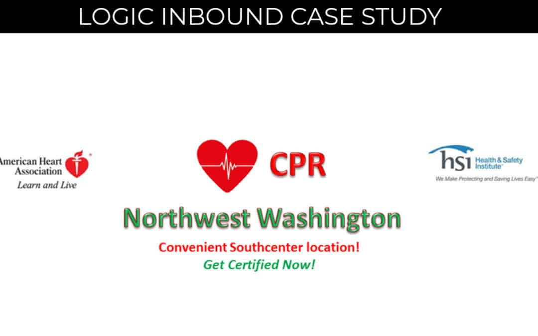 +284% Traffic with CPR Northwest Leads to 100% Revenue Increase!