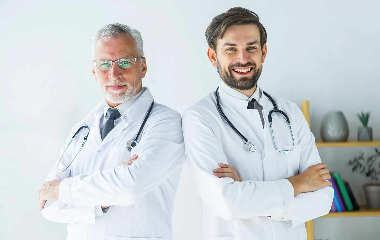 medical practice staff