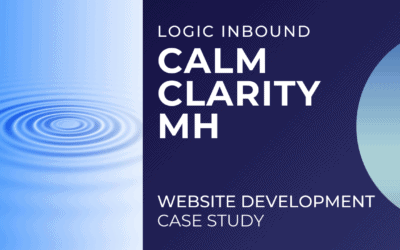 Calm Clarity MH Website Redesign