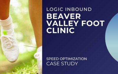 Beaver Valley Foot Clinic Speed Optimization Case Study