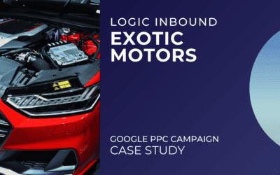 How Exotic Motors Booked 5 Weeks of Business with Logic Inbound's PPC Services