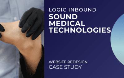 Sound Medical Technologies Website Redesign
